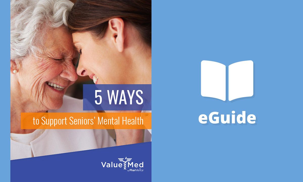 5 Ways to Support Seniors' Mental Health