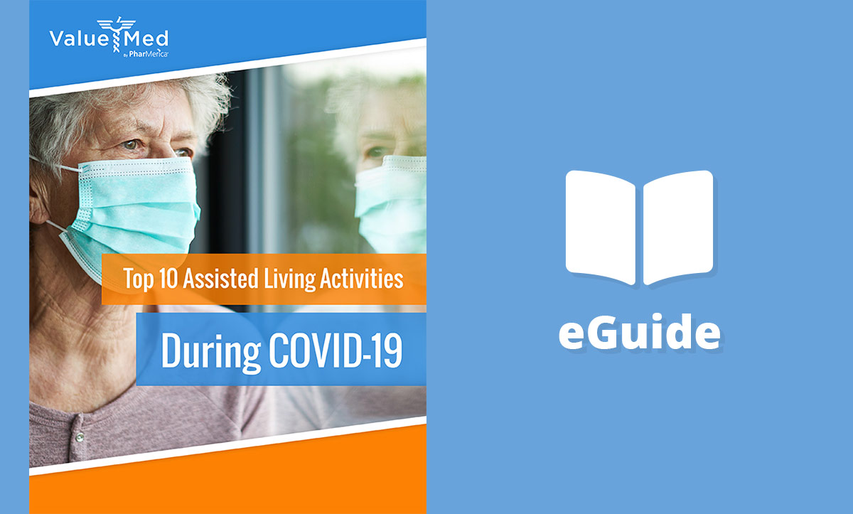 Top 10 Assisted Living Activities During COVID-19