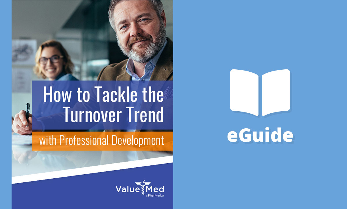 How to Tackle the Turnover Trend with Professional Development