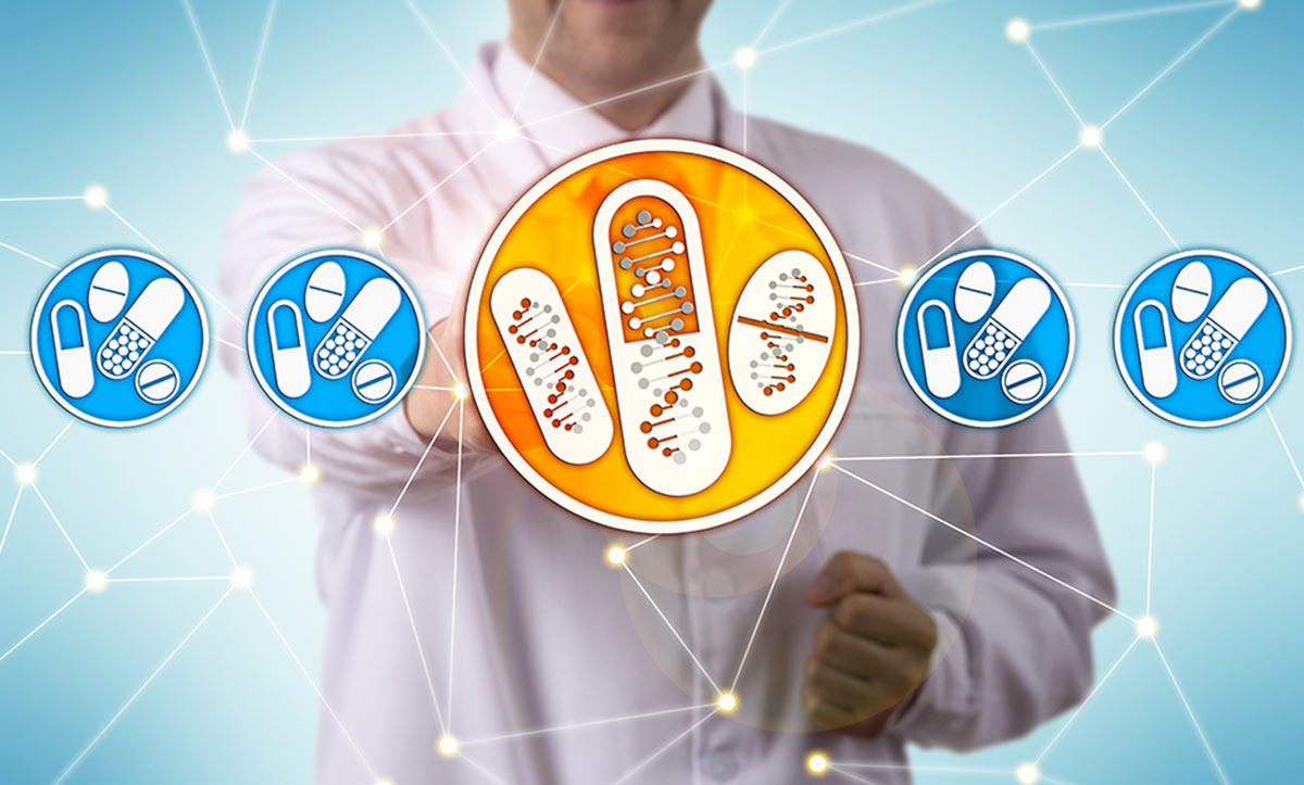 Preventing Adverse Drug Events with DNA