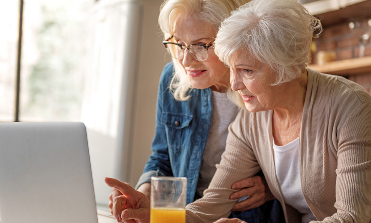 Brisk tech adoption sweeping assisted living