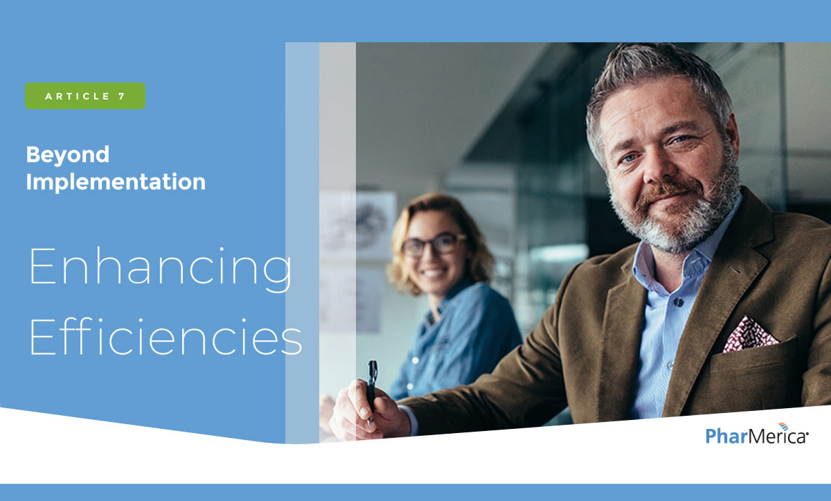 Article 7 Beyond Implementation: Enhancing Efficiencies